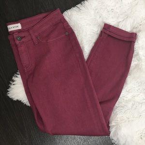 Stitch Fix Lila Ryan dorianna cropped mauve pants